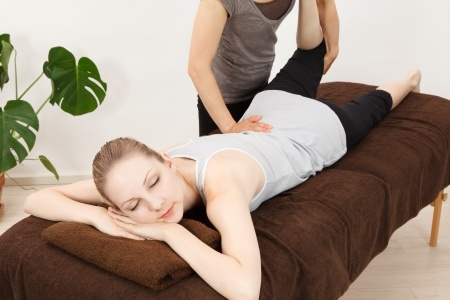 Chiropractic Woman
